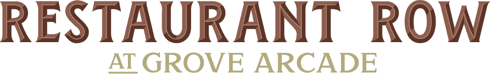 restaurant row logo